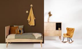 Maak de overstap naar een groot bed makkelijker voor je peuter