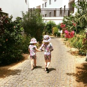 Zomer : bescherm de huid van je kind tegen de zon