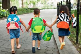 Duurzaam terug naar school