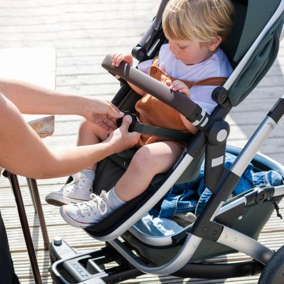 Hoe kies je de ideale kinderwagen?