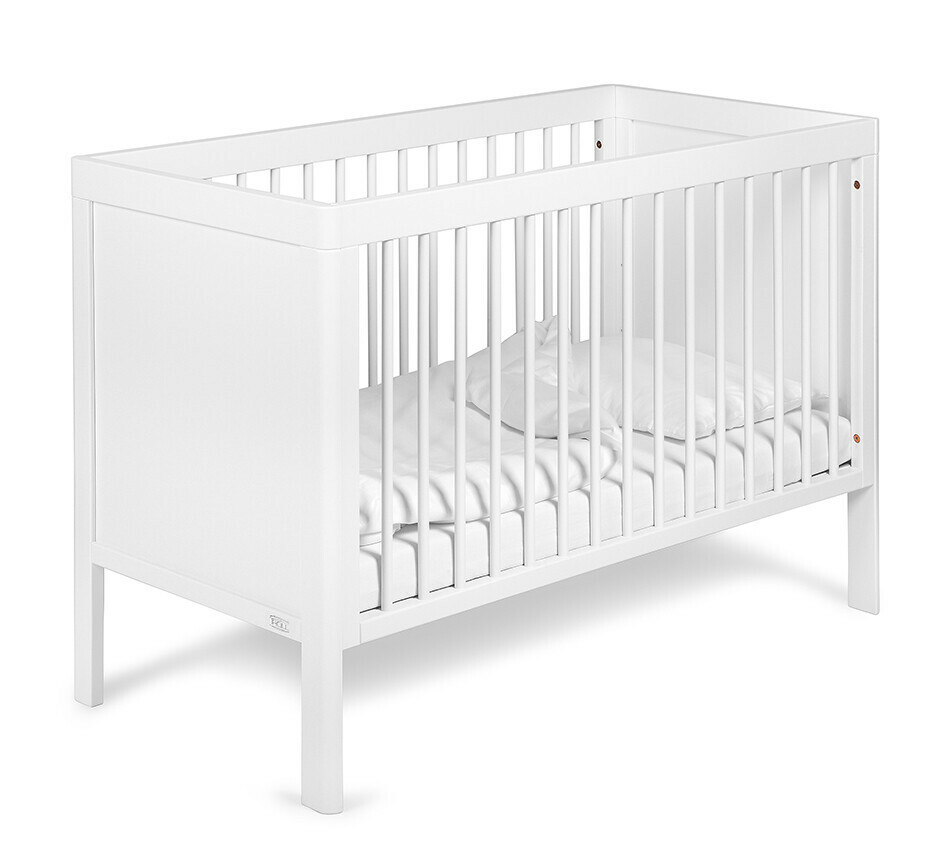 Lukas bed - Wit