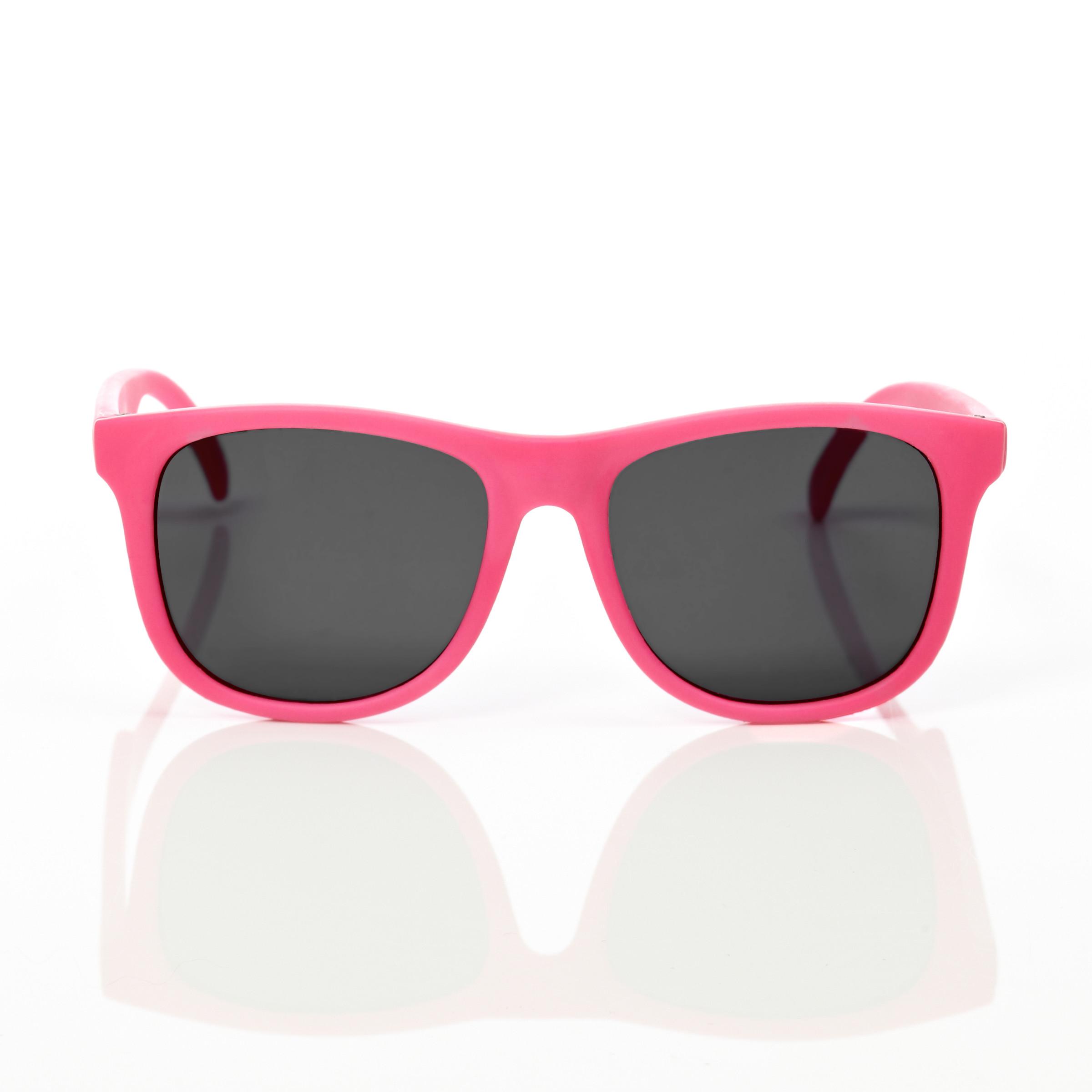 Zonnebril, 0-3j - Roze