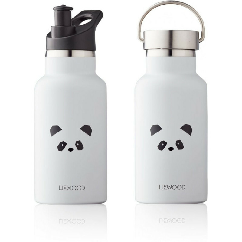 Anker Water Bottle Panda - Light Grey