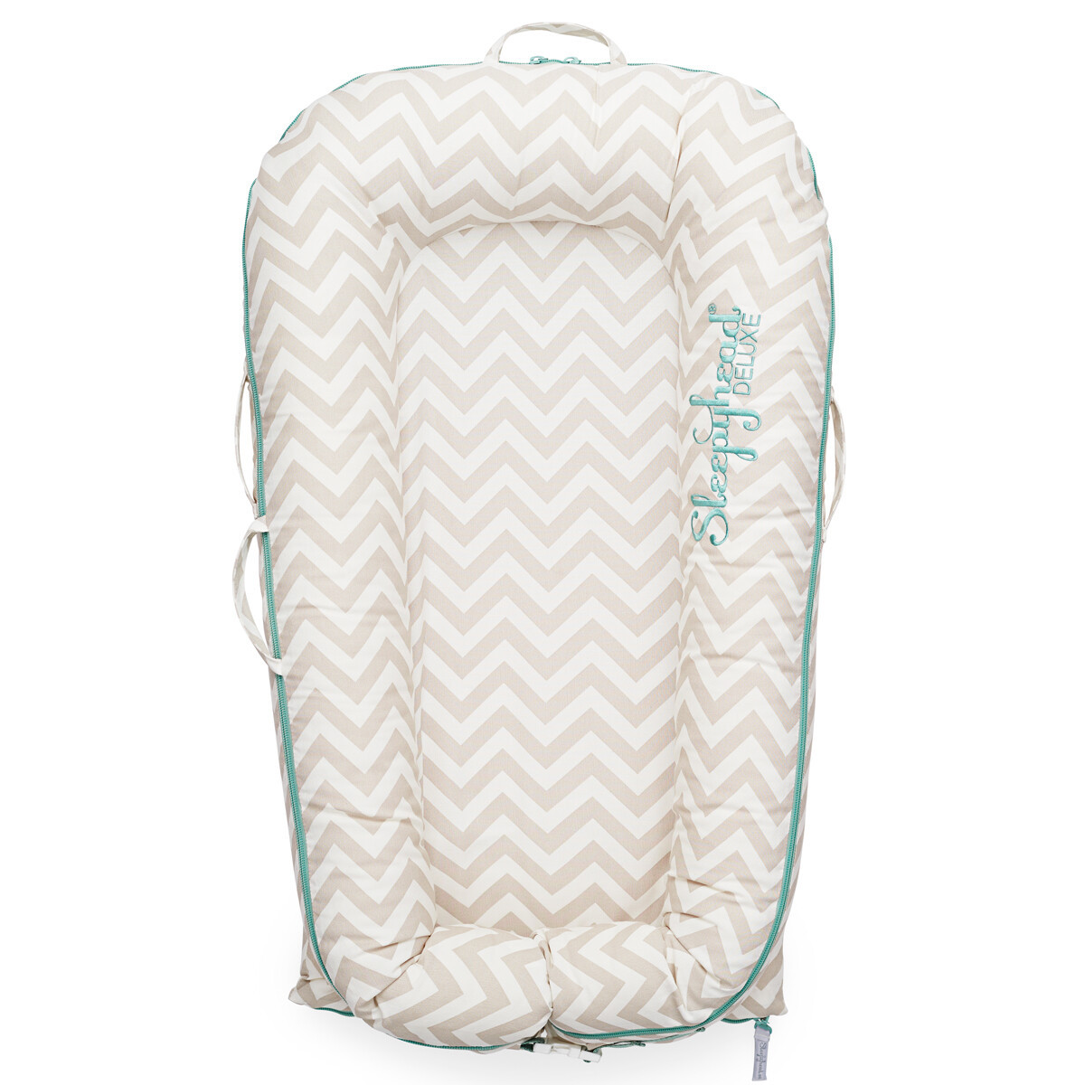 Babynest Deluxe+ - Silver Lining