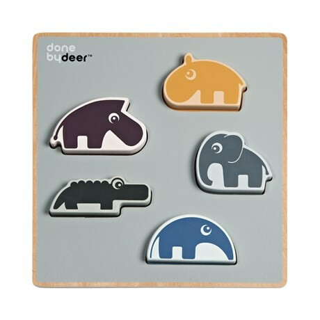 Chunky play Puzzle Deer Friend