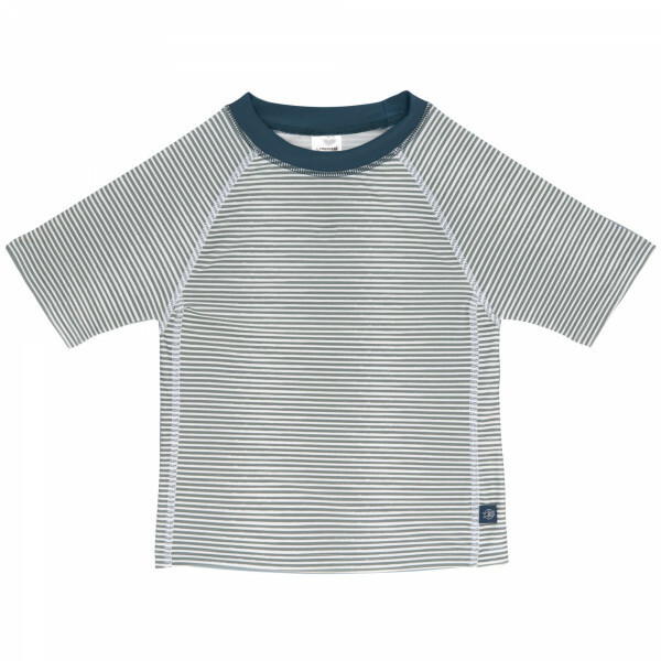 UV-shirt met korte mouwen - Striped blue