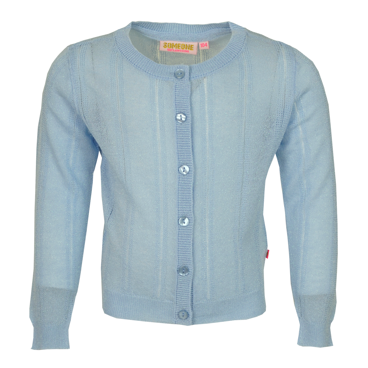 Gilet met lange mouwen Home - Light Blue
