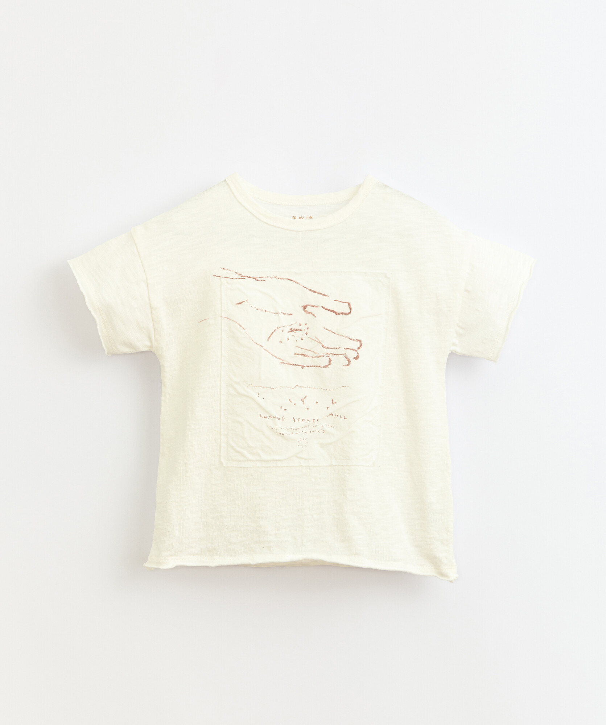 Flamé Jersey Anti-UV  T-Shirt - Windflower