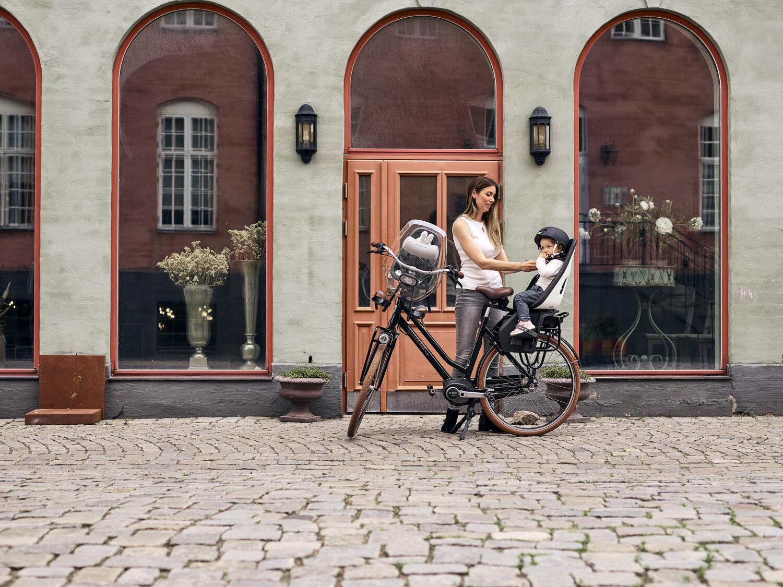 Thule Yepp Nexxt fietsstoeltjes